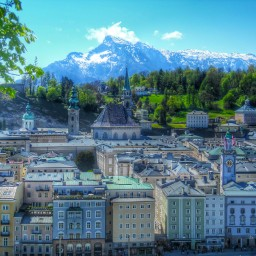 Salzburg: Heaven on Earth