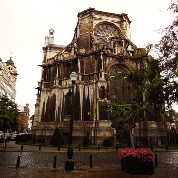 Sea-Green-Sea-Blue-Brussels-St-Catherine-Church