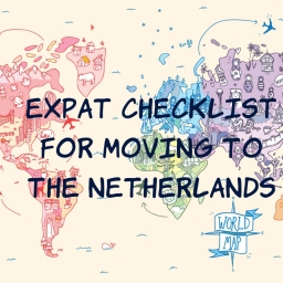 Expat Checklist for Moving to the Netherlands